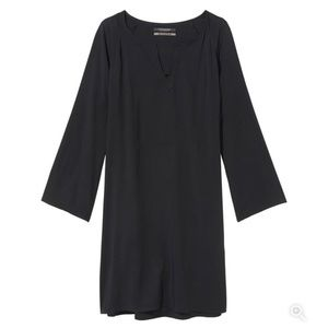 Scotch & Soda Long Sleeve Dress